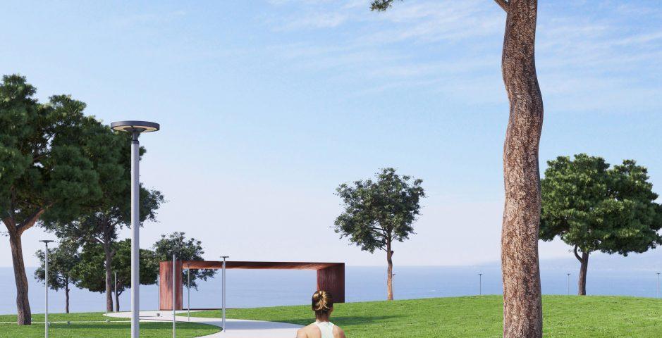 Le attività all'interno del Parco Urbano di Genova
