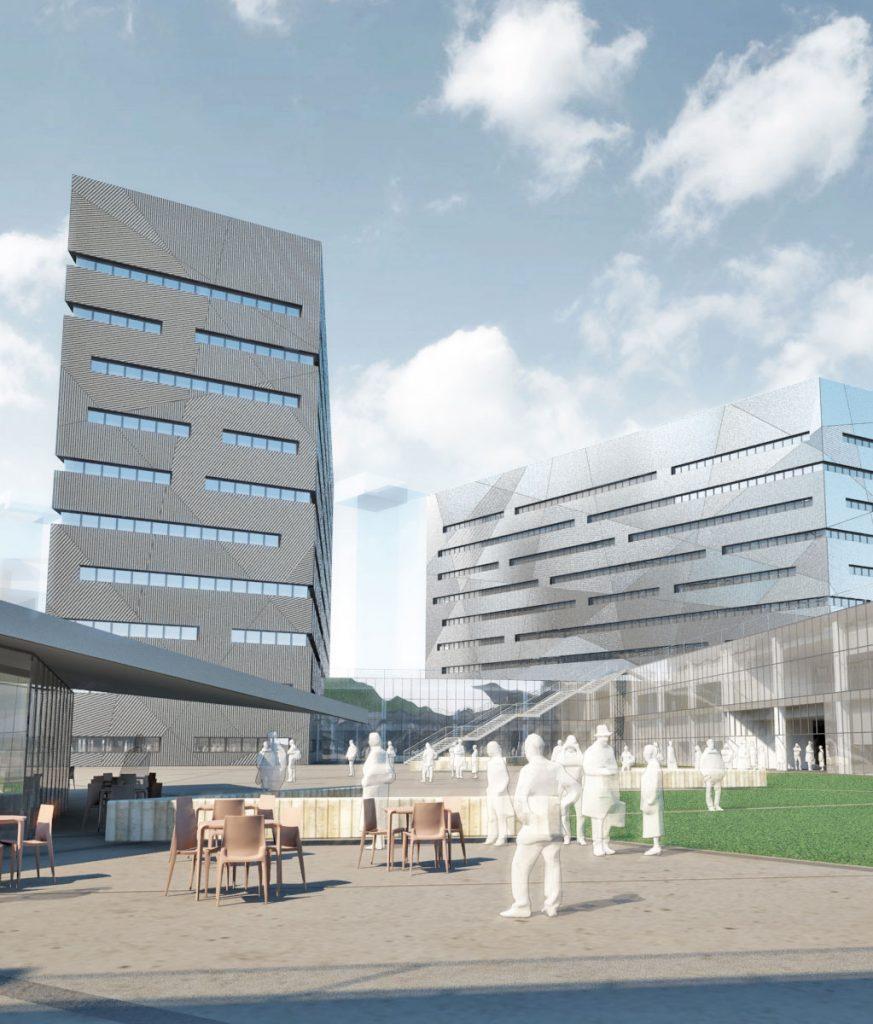 Il progetto del Parco Urbano di Genova