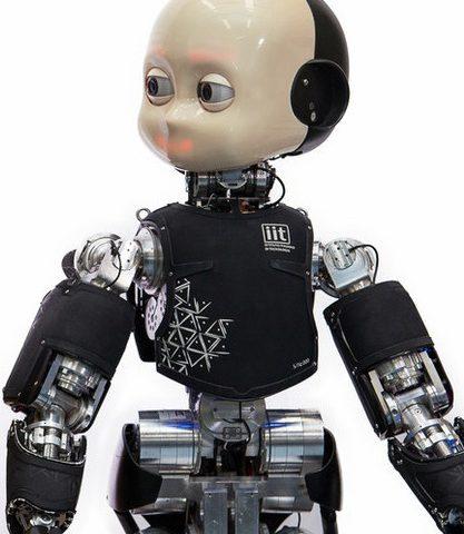 Italian Institute of technology robot iCub