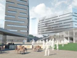 Il progetto del Parco Urbano agli Erzelli