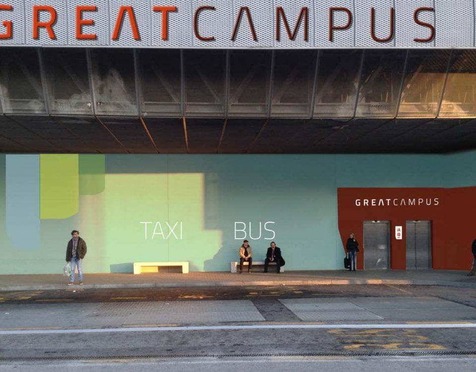 GREAT Campus fermata bus