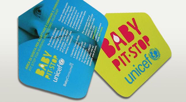 Apre agli Erzelli il baby pt-stop di Unicef