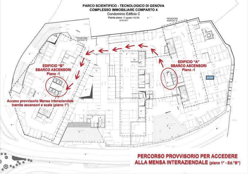Al via i lavori per l 39 atrio dell 39 edificio b great campus for Idee di coperta sopra il seminterrato di sciopero