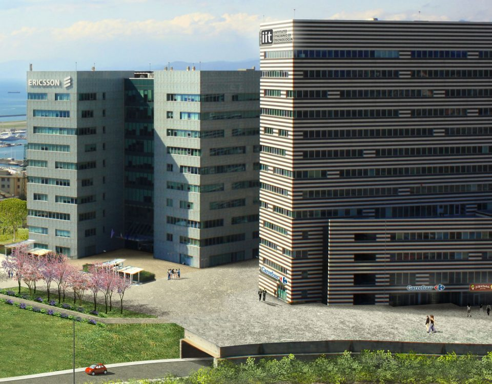 Nuova piazza GREAT Campus