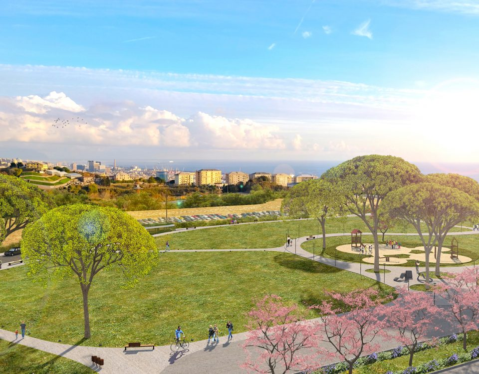 Parco GREAT Campus